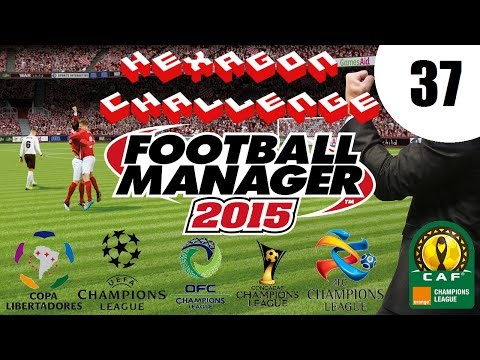 Pentagon/Hexagon Challenge - Ep. 37: AFC CL Group Matches 3-4 | Football Manager 2015