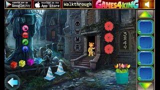 G4K Funny Lion Rescue walkthrough Games4King.