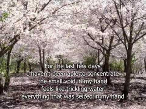Epik High- Fallen Blossoms *English subs* audio 낙화