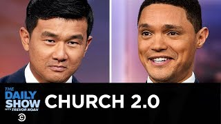 Today's Future Now - Virtual Reality Church & Catholic Gaming   The Daily Show