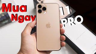 Những LÝ DO nên mua ngay iPhone 11 Pro tại thời điểm này !!!
