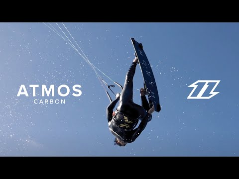 North Atmos Carbon 2021 - Big Air   Freeride TwinTip