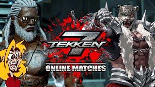 LEROY IS FUN AS HELL - Tekken 7: Online Ranked Matches