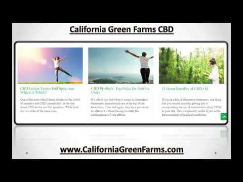 California Green Farms CBD Products include formulas which may support pain relief, stress relief, restful sleep, and more.