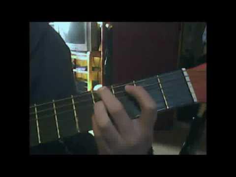 Como tocar minutos de Ricardo Arjona