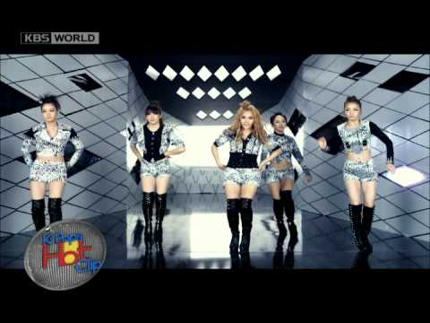 [K-pops Hot Clip] Jumping - KARA