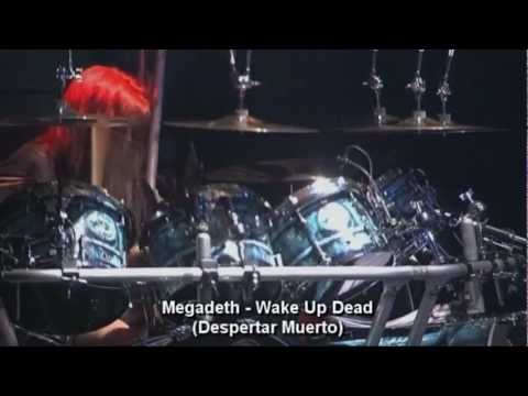 Megadeth - Wake Up Dead [Lyrics Y Subtitulado Al Español]