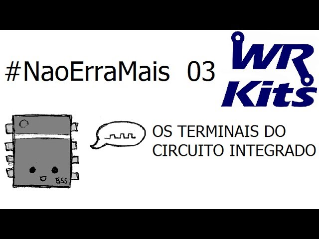 OS TERMINAIS DO CIRCUITO INTEGRADO - #NaoErraMais 03