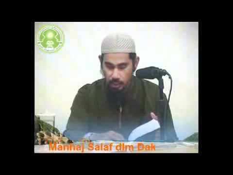 Manhaj Salaf Dalam Dakwah (ust. Muhammad Nur Ihsan)
