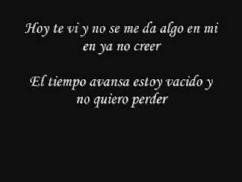 J Alvarez - Nada Es Eterno Con Letra