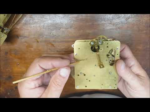 How To Oil A Clock
