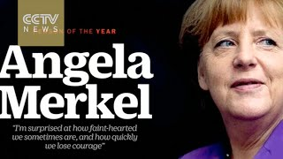 Time magazine honors Angela Merkel as 2015