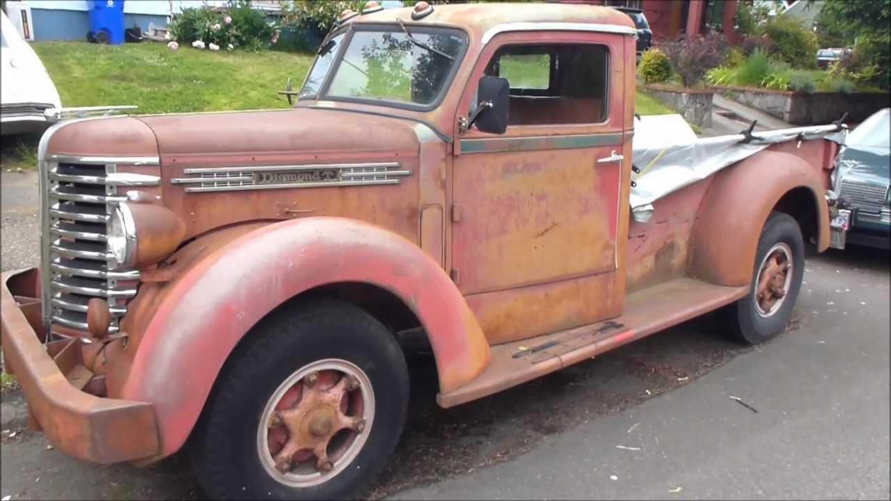 diamond t truck for sale on craigslist autos post. Black Bedroom Furniture Sets. Home Design Ideas