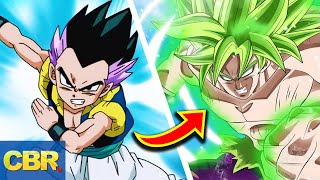 Dragon Ball Super Broly Goten And Trunks Theory