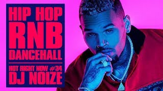 🔥 Hot Right Now #34 | Urban Club Mix January 2019 | New Hip Hop R&B Rap Dancehall Songs | DJ Noize
