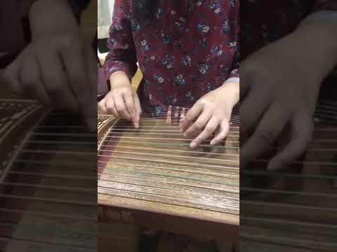 晶焱古筝课堂