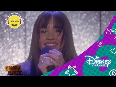 Camp Rock: Videoclip - 'This is Me'  | Disney Channel Oficial