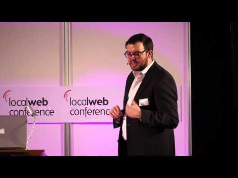 """Vortrag: Alexander Oelling über """"Location Tracking"""""""