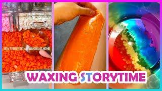 Satisfying Waxing Storytime ✨😲 Tiktok Compilation #14