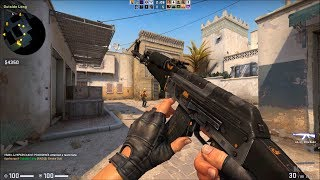 Counter-Strike: Global Offensive (2019) - Dust 2 Gameplay PC HD