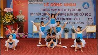 MN Hoa Anh Đào | 2019 | Aerobic Chú Chim Alouette