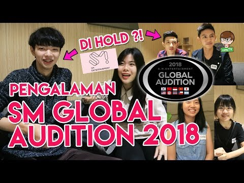 Pengalaman SM GLOBAL AUDITION Indonesia 2018 [DI HOLD ? LOLOS KAH ?!]]