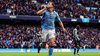 Memorable Match ► Manchester City 2 vs 1 Tottenham - 12 Nov 2012 | English Commentary