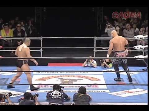Minoru Suzuki Cagematch