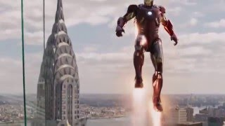 All Iron Man Armor Scene From All Movies Including Captain America  Civil War