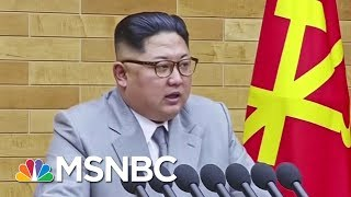 Trump & South Korean President Moon Meet Amid Fears For North Korean Summit   Velshi & Ruhle   MSNBC