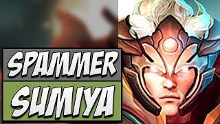 Sumiya Invoker with Quick Thinking   Dota Gameplay