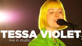 Tessa Violet – Live in Studio
