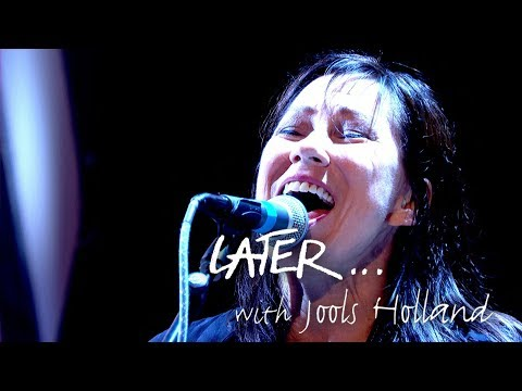 The Breeders return with Wait In The Car on Later... with Jools
