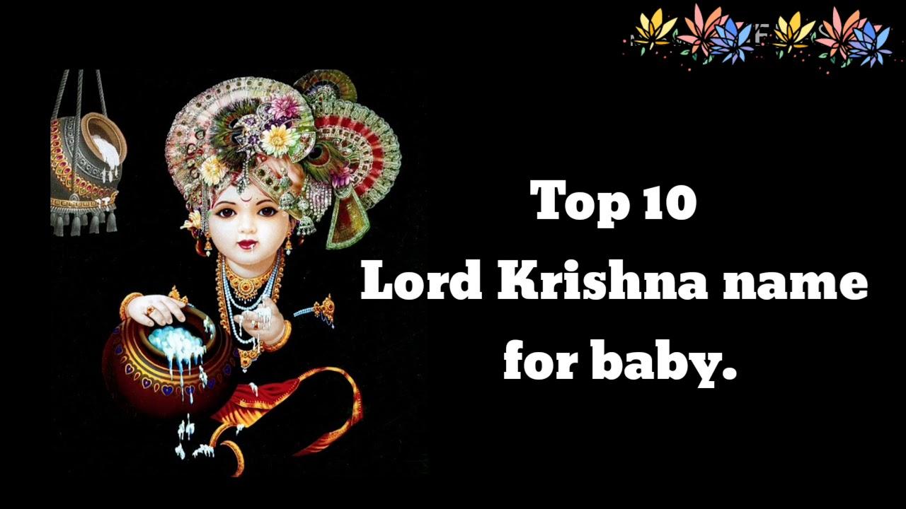 Lord Krishna Cute Baby Wallpaper Pakistan