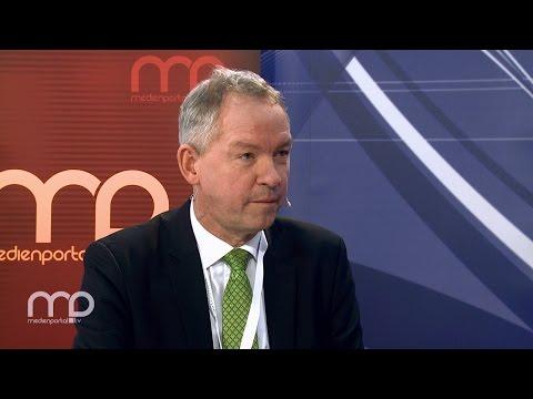 BUSINESS TODAY: Lutz Marmor - Rundfunkbeitrag & Aufgaben der ARD