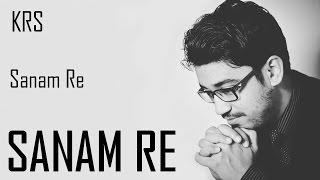 Sanam Re Karaoke | Arijit Singh | KRS