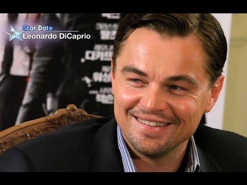 [Star Date] Leonardo DiCaprio's first visit to Korea!