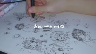draw with me ✿