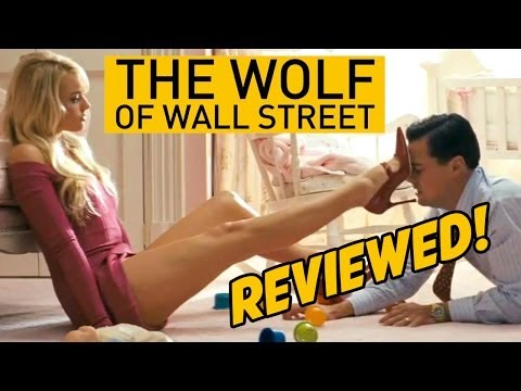 The Wolf Of Wall Street - Reviewed! - Smashpipe Film