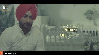 Teri chat ( Ranjit bawa ) new Punjabi song 2018