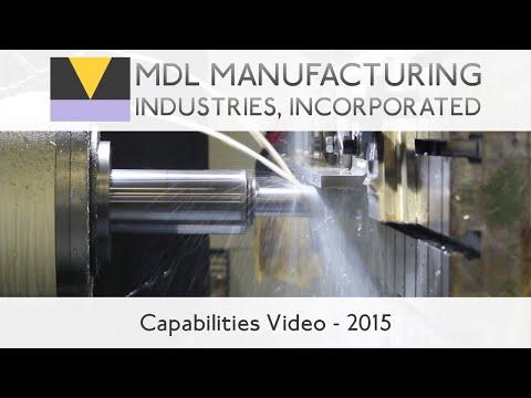 MDL Capabilities Video