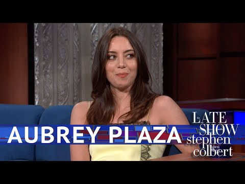 Aubrey Plaza's Audition For Catwoman