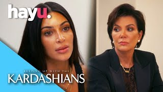 Kris Cracks Down On Security After Paris | Keeping Up With The Kardashians