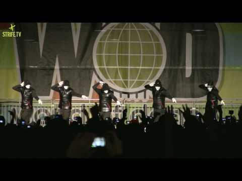 Jabbawockeez [HD]   World of Dance 2010 (Pomona, CA)