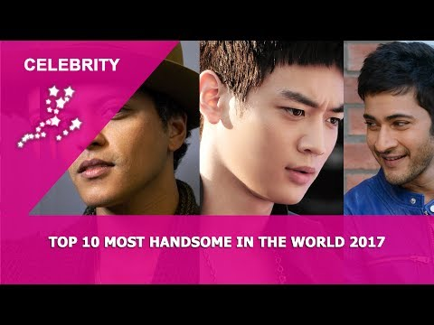 Celebrity - Top 10 Most Handsome Man in the World 2017 | Top Most Handsome Men