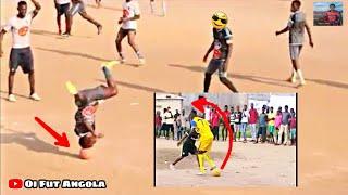 Os Jovens De Campo de Terra Futebol Arte Parte 1 | Oi Fut Angola