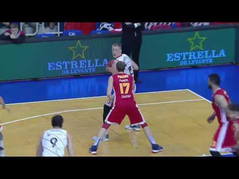 Ucam Murcia vs Valencia Basket