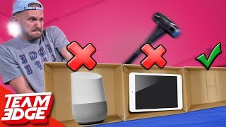 Don't Smash My Stuff | $1000 Value!!