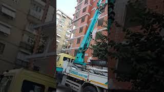 Zor İşlerin Güçlü Beton Pompası: BMS Everdigm M22