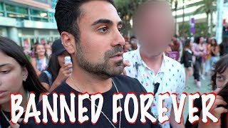 I GOT KICKED OUT OF VIDCON !!!